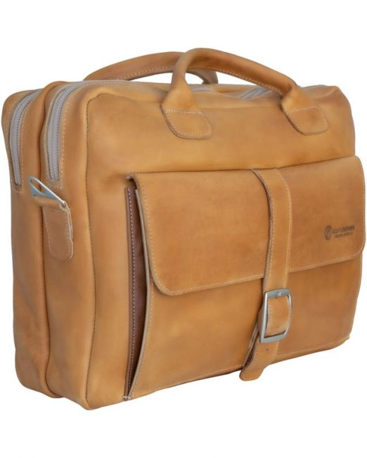 800090 Roger laptop bag double zip4