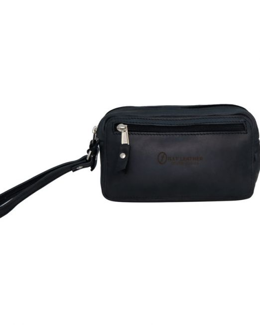 800126 double travel zip wallet