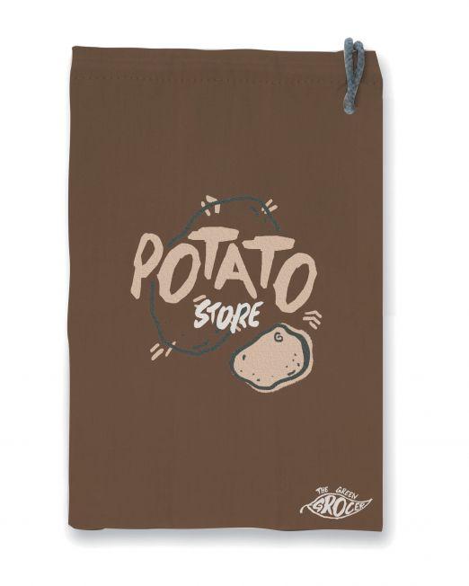 801870 - Green Groccer Potato Bag