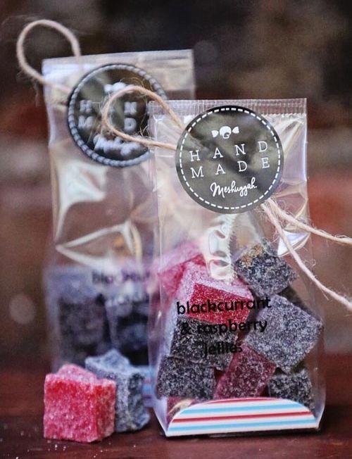 804029 - blackcurrant and rasberry jellies