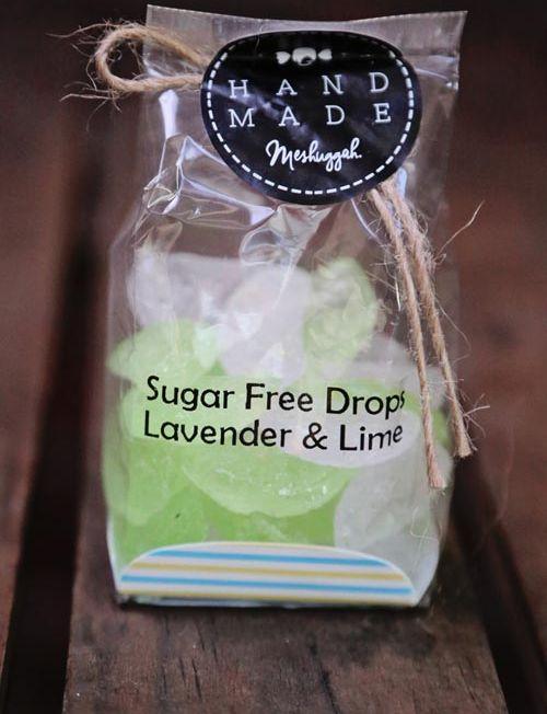804042 - sugar free drops lavendar & lime