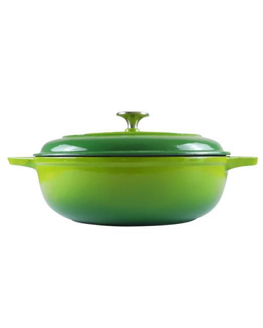 862538 160-042-green-casserole-dish-1