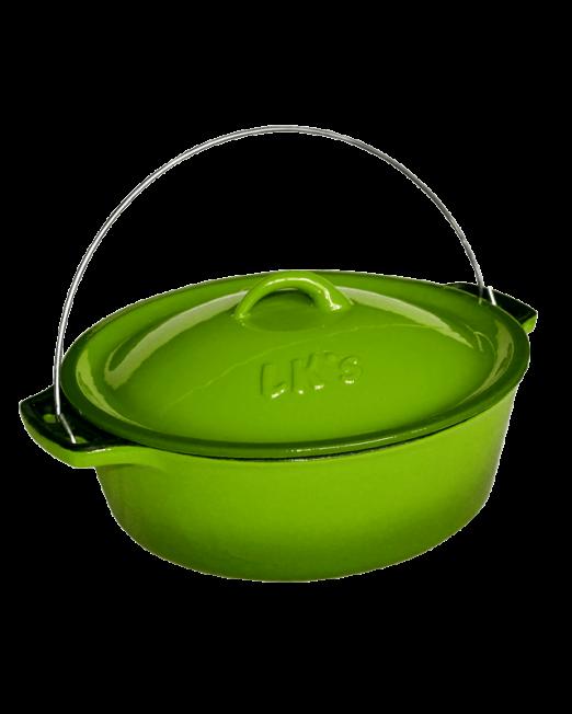 862643 146-21-no10-green-bake-pot