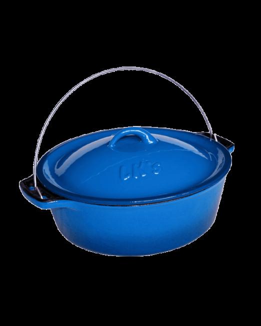 862644 147-20-no10-blue-bake-pot