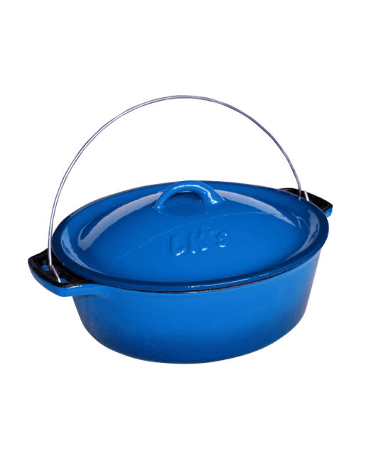 862648 147-21-no10-blue-bake-pot
