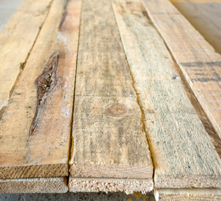 Crating Untreated