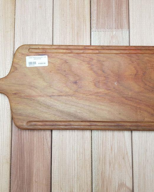 Kiaat Paddle Board 600×200×20 (PLU 801204)1