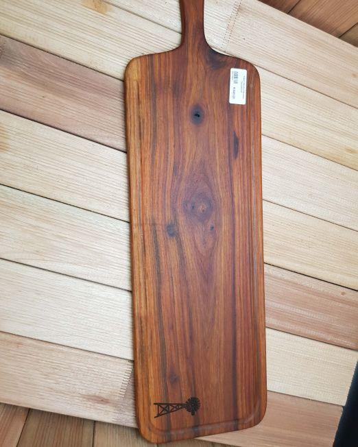 Kiaat Paddle Board 700×200×20 (PLU 801587)