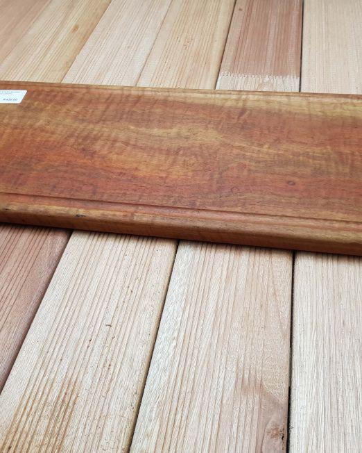 Kiaat Steak Board 500×200×20 (PLU 800384)