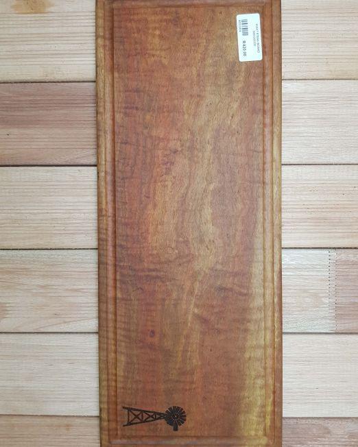 Kiaat Steak Board 500×200×20 (PLU 800384)1