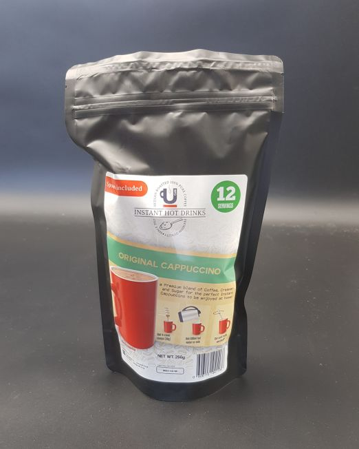 Orginal Cappuccino Instant (PLU 801902)