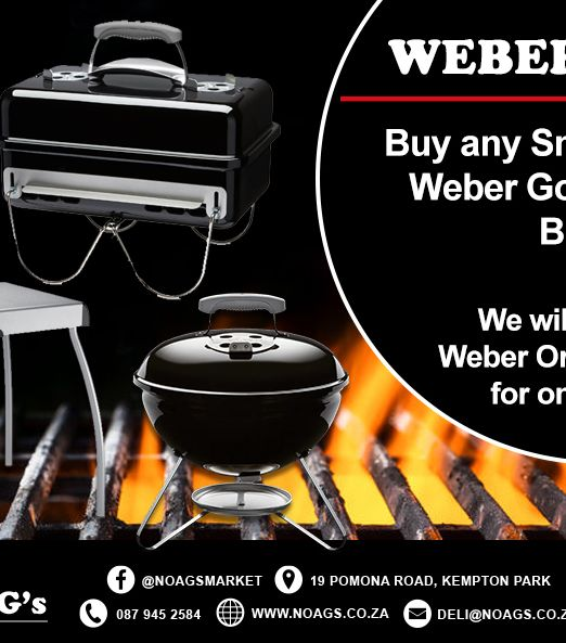 Weber smokey joe and go anywhere FINAL