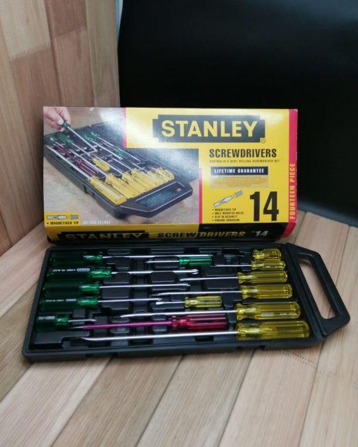 Stanley 14 Piece