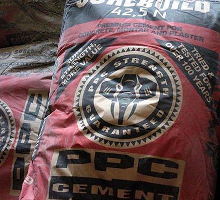 Cement & Pre-Mixes