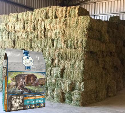 Farming & Pet food