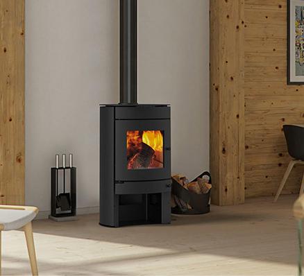 Fireplace & Boma